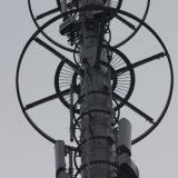 Башня связи пробки башни антенны WiFi радиосвязи трубы гальванизированная одиночная