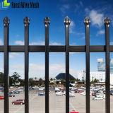 Rete fissa d'acciaio ornamentale rivestita della polvere nera per l'annuncio pubblicitario