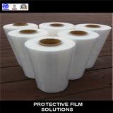 鋼鉄パネルの保護透過明確なフィルムのためのPEの保護フィルム