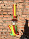 Grande tubo di acqua del tubo del silicone con le parti di vetro