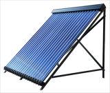 Colector solar de tubería de calor presurizado para calentador de agua solar