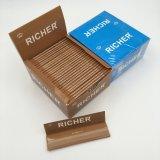 주문 고품질 모든 크기 담배 종이 뭉치 연기가 나는 피부