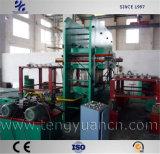 Vulkanisierenpresse der überlegenen Platten-1200tons/vulkanisierenpresse für Gummimatten-Produktion