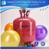 En el cilindro de Helio desechable pequeño fabricante de globos de helio gaseoso 30/50lb