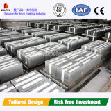 Het uitstekende Blok die van het Cement van Prestaties Automatische Machine maken
