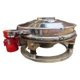 Yongqingのスクリーニングの荷を下すバルク袋のための振動の安全スクリーナー