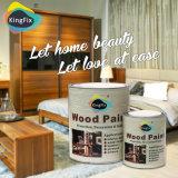 Échantillons gratuits Kingfix Nitrocellulose Wood Lacquer