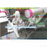 Positionnement de l'imprimante à écran de bouteille en plastique chromatique