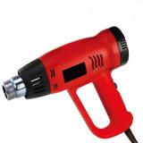 1600W 350 до 600 градусов температура вентилятора с электронным управлением регулируемый цифровой дисплей ручки горячего воздуха фена