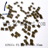 Ck 204 알니코 자석 특성 F2.05*2.05*0.35mm
