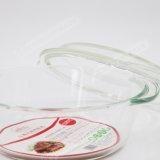 ガラスふたが付いているホウケイ酸塩のPyrexのガラス・ボール