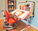 Ergonomisches Design Height Adjustable Study Table Children Table mit Cabinet