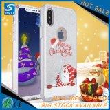 Samsung J7/J7 2016年のためのクリスマスのトピックのケースカバー