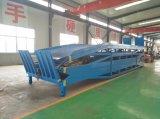 Kundenspezifische Qualitäts-hydraulische Stahlauto-Laden-Rampe mit Cer-Bescheinigung