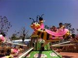Popular Parque de Diversões de luxo grandes passeios de abelhas Animal