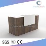 Mesa de escritório de melamina Design populares 1,8M Recepção (CAS-RD603)