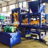Automatische Straßenbetoniermaschine-Maschinen-oberste hydraulische konkrete Ziegeleimaschine