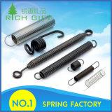 産業機械のためのステンレス鋼の金属圧力コイルばね