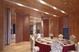 ホテル、レストラン、宴会ホールのための区分の/Acousticのアルミニウム折る移動可能な壁