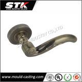 Цинкового сплава литье под давлением на ручку двери (STK-ZDL0027)