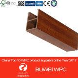 Techo de madera de interior dirigido del PVC del compuesto de WPC