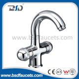 Кром горячий/Faucet тазика кухни крана воды смесителя отверстия холода 2