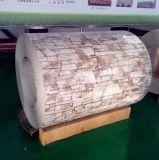 Aço Galvalume Prepainted /Galvanizado na bobina/folha em preço Compertitive