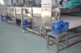 De Steriliserende Machine van de Tunnel van de Sterilisator van het Type van Nevel van het roestvrij staal