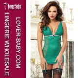 Babgyoll Dress Underwear Womens Lingerie (L28045-3)