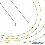 Inserzione della guida! ! Guidewire della zebra di Jiuhong Ercp/collegare di guida idrofili