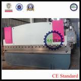 Máquina do freio da imprensa Wc67y-400X6000 hidráulica, máquina de dobra e de dobramento da placa de aço, máquina do freio da imprensa de Hydrualic