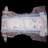 Tecido macio da superfície do algodão com cerco do projeto (M)
