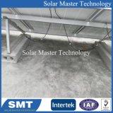 Aluminiumlegierung-materielle Sonnenkollektor-Montierungs-justierbare Zinn-Dach-Montage-Zahnstangen
