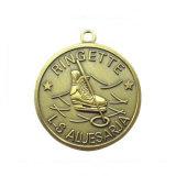 Medalla de encargo del deporte de 2017 ventas al por mayor con la cinta