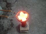 高周波誘導は合金のカッターのはんだ付けすることのためのブレイズ溶接の発電機を
