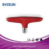 24W E27 Lamp van de Bol van het Plafond van de LEIDENE de Kleurrijke Vorm van het UFO met Ce RoHS van het Aluminium