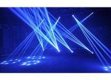 Tête mobile du zoom DEL DMX des lumières RGBW de disco