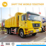 ダンプカートラックShacmanおよび販売のための小型砂のダンプトラック