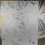 4 mm a 5 mm Preço de vidro fosco Ultratransparente