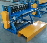 Glasig-glänzendes Stahlaluminium umwickelt einfache aufschlitzende Maschinen-Minizeile