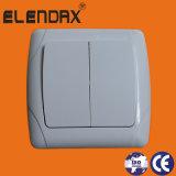 ヨーロッパ標準16A 250V 2の一団の電気壁のソケット(F3210)
