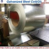 Покрынная цинком катушка Gi стальная/гальванизировала стальную катушку с нормальной блесточкой