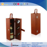 Las cajas hechas a mano odre de vino de madera (1364R2)
