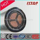 0,6 / 1kv 3 Noyau XLPE câble en cuivre
