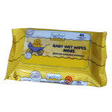 Nichtgewebte Spunlace Baby-Produkt-Hersteller-Baby-Wischer
