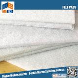 Disque perforé matelas non tissé de polyester à aiguille Feutrine fabricant en Chine