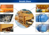 Máquina automática llena superventas de la construcción del mezclador concreto
