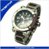 Montre-bracelet généreuse Psd-2803 de quartz de qualité de Mutifunction
