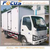 Hot Sale de la Réfrigération Refroidissement camion diesel congélateur avec groupe frigorifique