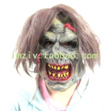 Máscara de látex natural não tóxica para festa de Halloween